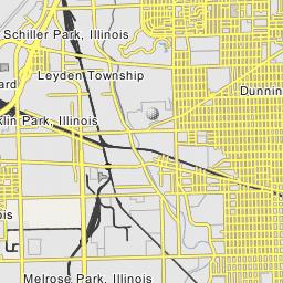 Franklin Park Illinois Map.Franklin Park Illinois