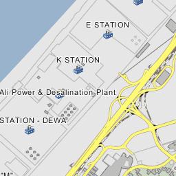 Etisalat Jebel Ali Satellite Station - Dubai