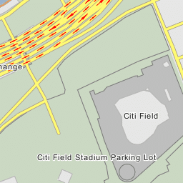 Shea Stadium - New York City   baseball park / stadium (en) on