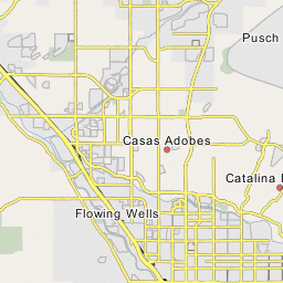 Davis-Monthan Air Force Base (DMA/KDMA) - Tucson, Arizona