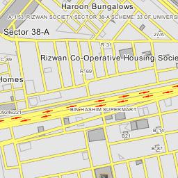 Rizwan Co-Operative Housing Society - Gulshan-e-Iqbal Town