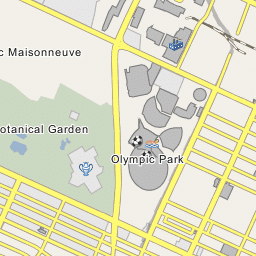 Montreal Botanical Garden Greater Montreal Area