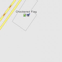 Checkered Flag Cresson Texas