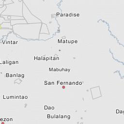 Quezon Bukidnon Cawayan Municipality