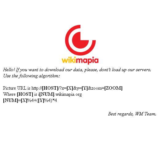 Perfect Wikimapia