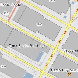 Barclays Capital Building - New York City, New York | office